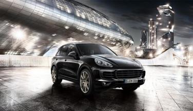 यह है Porsche Cayenne का प्लैटिनम एडिशन, कीमत जानें
