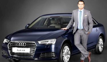 Audi ने उतारा A4 सेडान का डीज़ल वर्जन