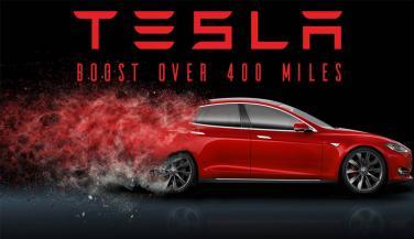 सिंगल चार्ज में 540 किमी चलती है Tesla की यह कार