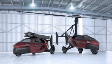 This is a flying car who drive on road also as a normal car. Booking has started and delivery will be ...