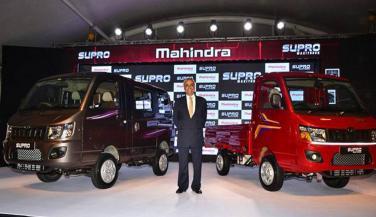 Mahindra ने लाॅन्च किए Supro मिनीट्रक और मिनीवैन