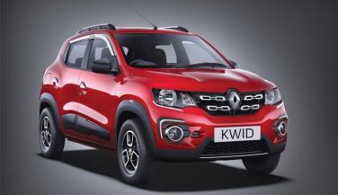Renault ने 17 महीनों में बेची 1.30 लाख KWID, एक रिकाॅर्ड