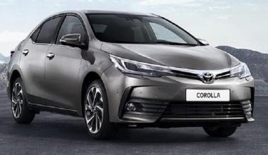 अगले महीने आएगा Corolla Altis का फेसलिफ्ट