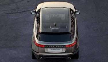 Land Roverकी नई Velar SUV, देखी क्या ....