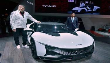 Tata Motors ने उठाया अपनी पहली Sports Car से पर्दा