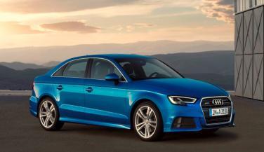 अगले महीने की इस तारीख को आएगी 2017-Audi A3