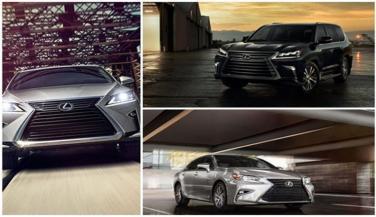 Toyota के लग्ज़रीLEXUS ब्रांड ने दी दस्तक, तीन कारें हुई लाॅन्च