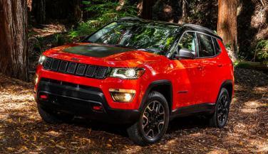 Jeep Compass SUV से अगले महीने उठेगा पर्दा