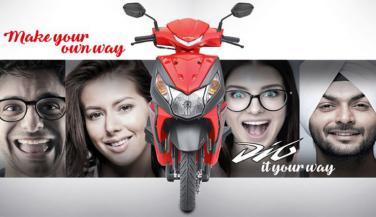 Honda Dio अब BSIV व AHO के साथ उपलब्ध