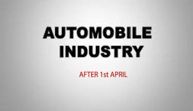 1 अप्रैल के बाद ऑटोमोबाइल सेक्टर मेंं क्या-क्या बदलाव होंगे, जानें …