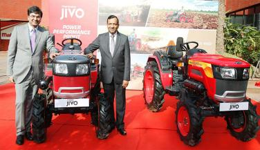 Mahindra Jivo is suitable for both RAW crap and architecture farming for farmers ... - Tractors News in Hindi