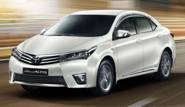 Toyota ने रिकाॅल की 23हजारCorolla Altis, वजह है ....