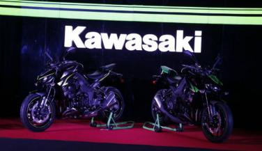 Kawasaki ने लाॅन्च की अपनी दो सुपरबाइक-Z1000 और Z250