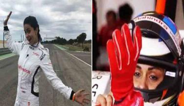 गुल पनाग ने थामा फाॅर्मूला रेसिंग का स्टीयरिंग
