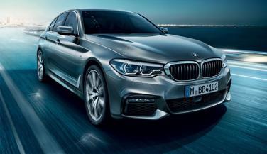 BMW की नई 5 सीरीज़ अगले महीने हो सकती है लाॅन्च