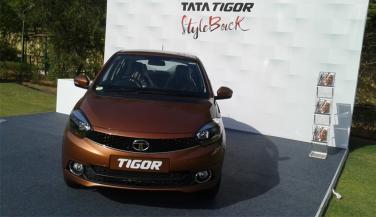 Tata Tigor: टाटा मोटर्स की खास पेशकश, देखें इमेज गैलरी-I