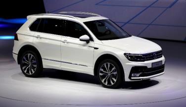Volkswagen ने लाॅन्च की TiguanSUV, यह है फुल्ली आॅफरोडर