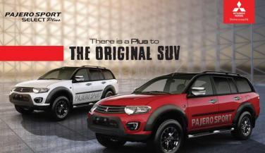 Select Plus: यह है Mitsubishi Pajero का नया वेरिएंट