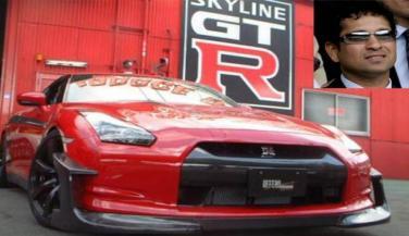 क्रिकेट के भगवान ने बेची अपनी Nissan GT-R स्पोर्ट्स कार