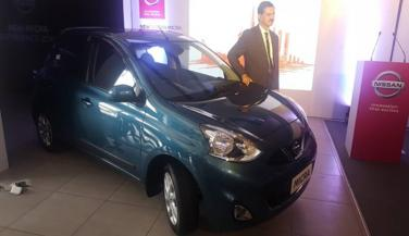 Nissan Micra का नया अवतार देश में लाॅन्च