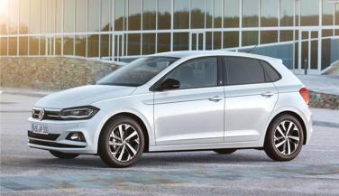 कुछ ऐसी होगी 2018-VW Polo, जर्मनी में दिखी पहली झलक