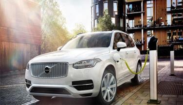 VOLVO देश में उतारेगा अपनी लग्ज़री इलेक्ट्रिक कार