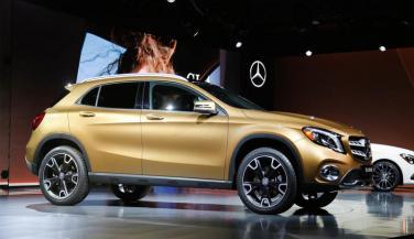 Mercedes ने लॉन्च किया GLA का नया अवतार, कीमत 30.65 लाख रूपए