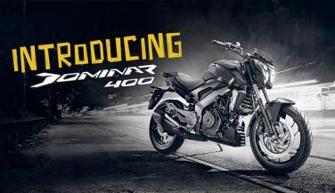 कमाल का है Bajaj Dominar400 का नया ब्लैक एडिशन