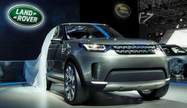 The company is bringing its new velar car, which is a compact SUV. It is designed on platforms with Jaguar F-Pace ...
