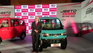 Mahindra ने उतारी Jeeto Mini Van, दाम कम माइलेज ज्यादा