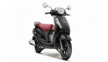 Suzuki has launched a special edition of its best selling 125cc Premium Scooter Access 125 ...