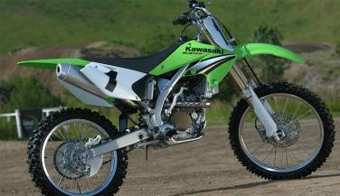 Kawasaki KX250F, बाइक नहीं यह है स्टंट किंग