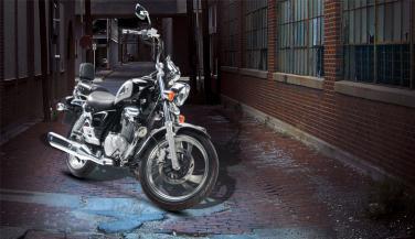 Street-150 को टक्कर देने आ रही है Suzuki की यह क्रूज़र