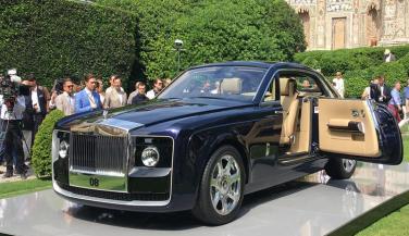 कुछ ऐसी होगी Rolls Royce की नई Phantom-8, जानें लॉन्च डेट