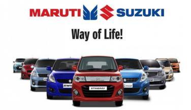 MARUTI SUZUKI की जुलाई में बिक्री 20 फीसदी बढ़ी