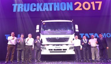 फिलीपींस की सड़कों पर दौड़ते दिखेंगे TATA MOTORS के ट्रक