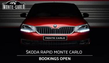 Monte Carlo व Octavia RS की बुकिंग शुरू