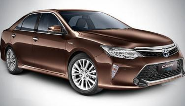 Toyota Camry Hybrid Production Stopped In India