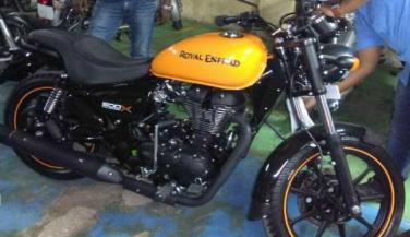 भारत में जल्द लॉन्च होगी रॉयल एनफील्ड थंडरबर्ड 500X मोटरसाइकिल