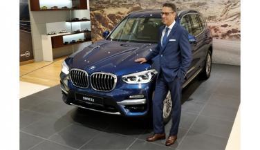 थर्ड जनरेशन BMW X3 भारत में लॉन्च, कीमत...