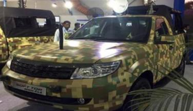 इंडियन आर्मी के लिए टाटा सफारी स्टॉर्म जीएस 800 पिकअप तैयार, ये हैं फीचर्स