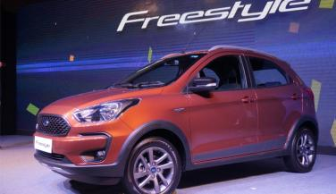 फोर्ड इंडिया ने 'फ्रीस्टाइल' की बिक्री बढ़ाने को लगाया बड़ा दाव : विशेषज्ञ