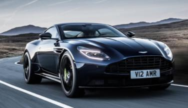 Aston Martin DB11 AMR launched with With 630 bhp, 335 Kmph Top Speed