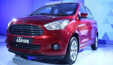 Ford Figo Aspire दे रही है यह बड़ा डिस्काउंट