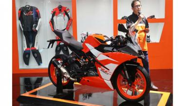 KTM RC 250 Special Edition launched in Indonesia - Sports Bike News in Hindi
