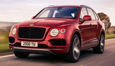 Bentley Bentayga V8 भारत में लॉन्च, कीमत...