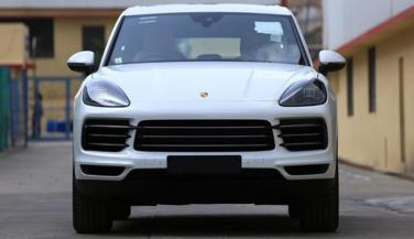 New-Generation Porsche Cayenne arrives in India, Launch... - Sports Car News in Hindi