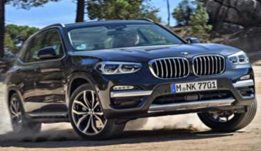 BMW launches petrol variant of BMW X3 priced at INR 56,90 lakh