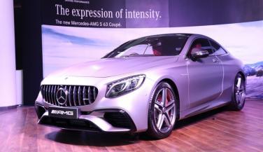 Mercedes-AMG S63 Coupe लॉन्च, जानें प्राइस और फीचर्स