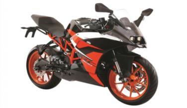 केटीएम की नई आरसी 200 बाइक लॉन्च, जाने क्या है खास